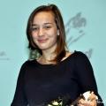 Julie Le Priellec, 3ème chez les minimes-cadettes