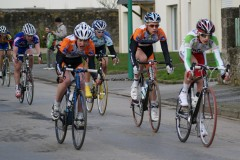 Ecole de Cyclisme et Cadets à Noyal-Pontivy 13-03