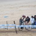Christophe BALANNEC perdu au milieu des dunes