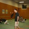 Exercice de musculation des cuisses