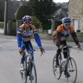 Warren BARGUIL et Mickael SIBY ferment la marche