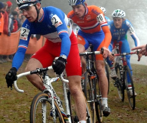 Avenir cycliste lanester 56 matthieu boulo vainqueur de la - Vainqueur coupe du monde 2010 ...