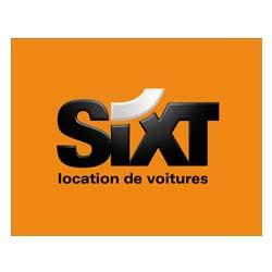 Location de véhicule SIXT